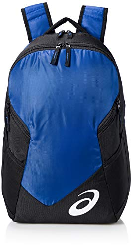 Price comparison product image ASICS Edge Ii Backpack,  Royal / Black,  One Size