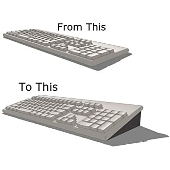 Amazon Com Dr Handy S Dandy Wedge Desktop Keyboard Wedge