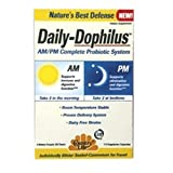 Country Life – Daily-Dophilus, AM/PM Complete Probiotic System – 112 Vegetarian Capsules Review