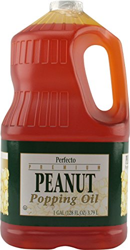 Perfecto Premium Peanut Oil (1 Gallon)