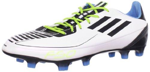 Adidas F30 Trx Fg (adidas Women's F30 TRX FG Soccer Shoe,Lightning White/Black/Slime,9 M US)