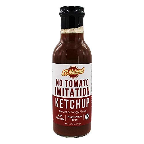 (No Tomato Imitation Ketchup (1-pack))
