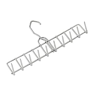TSM Ten-Prong Stainless Steel Bacon Hanger