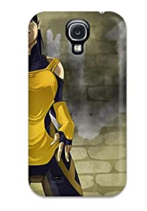 Best New Snap-on MarvinDGarcia Skin Case Cover Compatible With Galaxy S4- Jubilee 9276581K44943242
