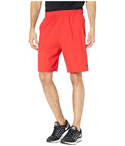 Nike Men's 8'' Flex Woven Training Shorts 2.0(University Red/Black,XX-Large)