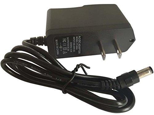 Easyday Universal Adaptador de Corriente Cargador de Alimentación Fuente de alimentación 5V 2A con Conector de 5.5mm x...