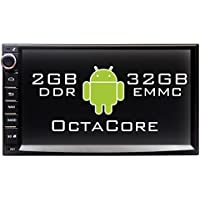 2DIN Universal/OctaCore/2G RAM/32G Storage/7 HD LCD - Android Head Unit Gen3.2