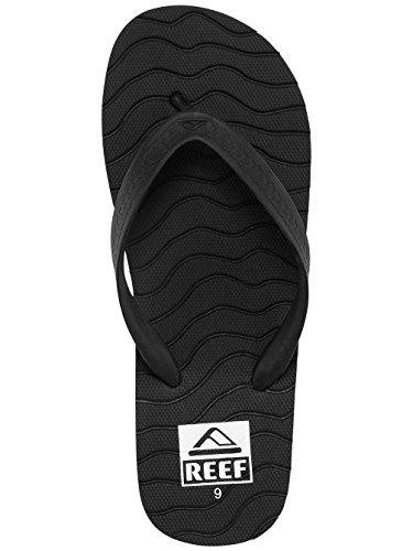 Reef Chipper Herren Zehentrenner Black