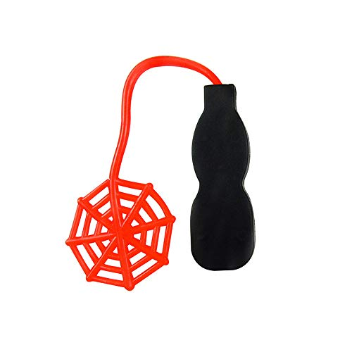 YAXINGTOYS Sticky Spider Web Toy Tpr Stretchy Toys Best Gift for Children Party Favors, Birthday Pack of 25]()