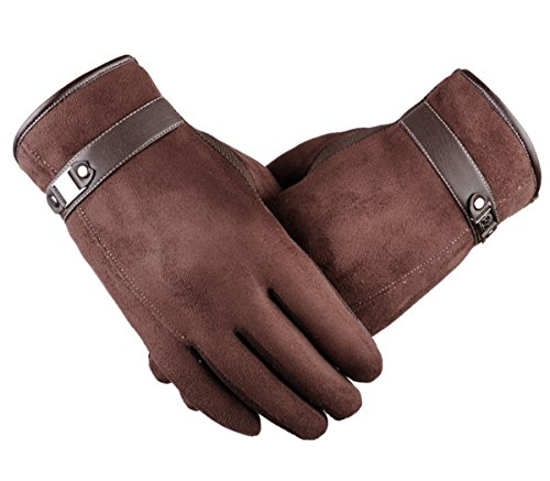 Brown Gloves - 7