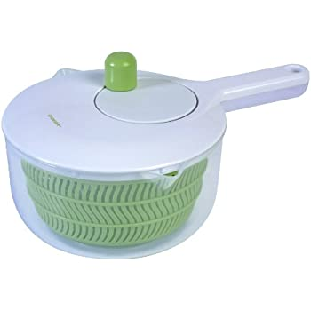 Prepworks by Progressive Salad Spinner with Handle - 2.5 Quart