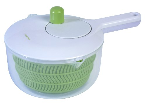 Small Salad Spinner (Prepworks by Progressive Salad Spinner with Handle - 2.5 Quart)