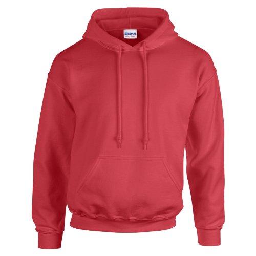 Gildan HeavyBlendTM sudadera con capucha rojo (Antique Cherry Red)