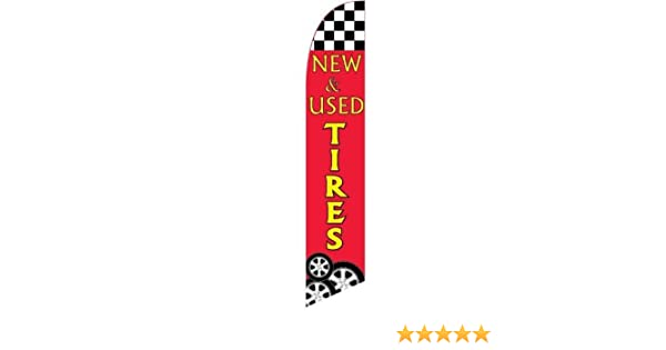 Pack of 10 Hardware Not Included Now Open King Windless Flag