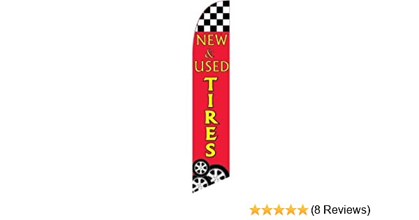 Pack of 10 Hardware Not Included Oil Change King Windless Flag