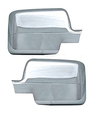 MaxMate 04-08 Ford F150 (Not for Heritage) Chrome Mirror Cover