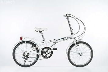 Bicicleta plegable zephyr