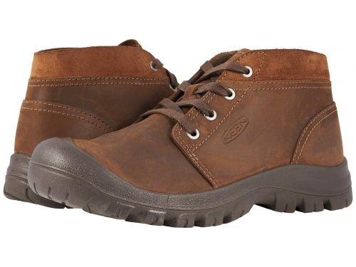 Keen(キーン) メンズ 男性用 シューズ 靴 スニーカー 運動靴 Grayson Chukka - Mid Brown/Scylum [並行輸入品] B07C8GWTNX