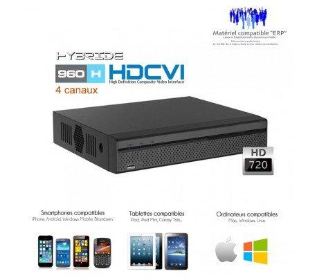 DVR Dahua–ENREGISTEUR 4Kanal Hybrid Lite 960H und 720p–dvr-hybride17