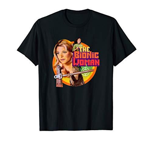 Bionic Woman T-shirt - Bionic Woman T-Shirt