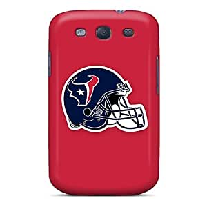 Defender Cases For Galaxy S3, Houston Texans 2 Pattern