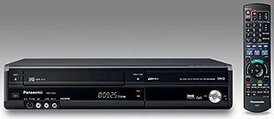 Panasonic DMR-EZ485VK Progressive Scan DVD Recorder with Digital Tuner, VCR . DTV Transition Solution