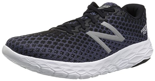 New Balance Fresh Foam Beacon Neutral, Scarpe Running Uomo Nero (Black/Magnet/White Bk)
