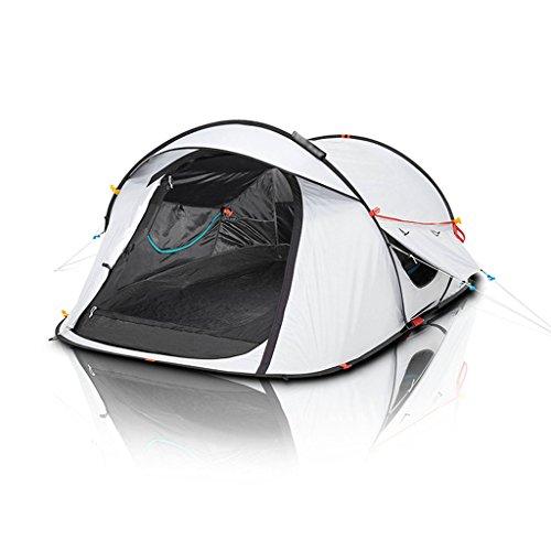 Tente, Tente familiale extérieure automatique de protection solaire rapide ouverte