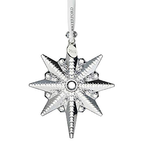 - Waterford Crystal Snowstar Ornament 4.4