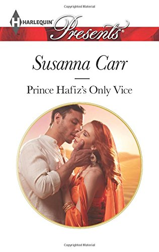 book cover of Prince Hafiz\'s Only Vice