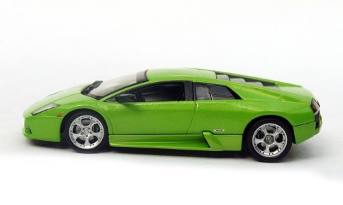Lamborghini Murcielago Green 1/43 Diecast Model Car Autoart