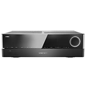 Introducing the Harman Kardon AVR 1610S, a powerful and versatile 5.1-channel audio/video receiver designed for those home entertainment enthusiasts who demand great sound and a variety of connectivity options. Equipped with fi ve HDMI 2.0 in...