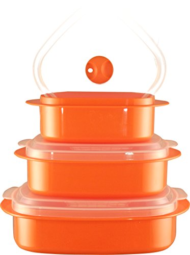 Calypso Basics 6 Piece Microwave Cookware product image