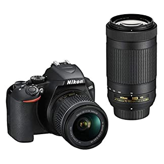 Nikon D3500 Double Zoom kit 18-55mm f/3.5-5.6 70-300mm f/4.5-6.3 Japan Import 8