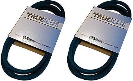 MURRAY 21614 1//2x85 37X10 Replacement Belt