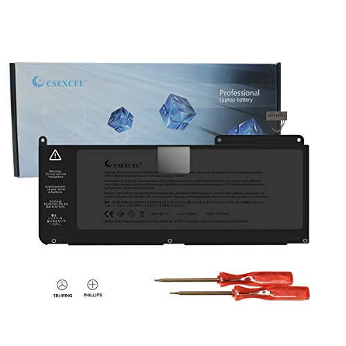 CSEXCEL New Laptop Battery for MacBook pro A1382 A1286 (only for Core i7 Early 2011 Late 2011 Mid 2012) Unibody MacBook Pro 15