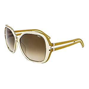 Chloe Womens Oversized UV Protection Square Sunglasses