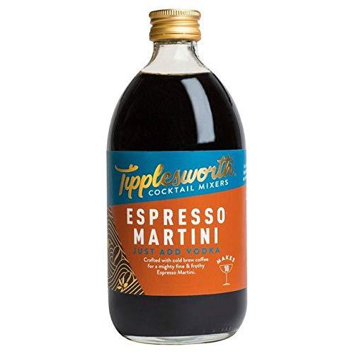 (Tipplesworth Espresso Martini Cocktail Mixer - 500ml (17.59 fl)