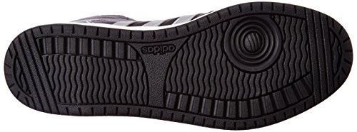 adidas VS HOOPSTER MID W - Zapatillas deportivas para Mujer, Negro - (NEGBAS/PLAMAT/ROSFUE) 38