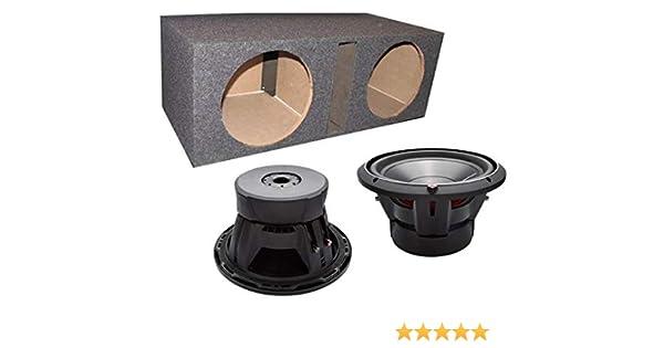 "NEW ROCKFORD FOSGATE P3D2-12 12/"" 1200 Watt 2-Ohm DVC Car Audio Subwoofer Subs"
