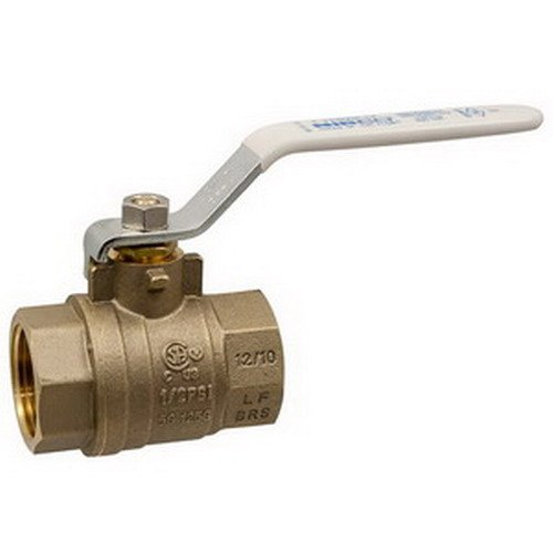 Lead Free APR Supply Co. NIBCO GIDDS-290851 Ball Valve Fip 1