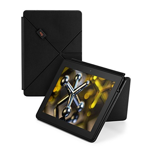 Leather Origami Case for Fire HDX 8.9 (4th Generation)