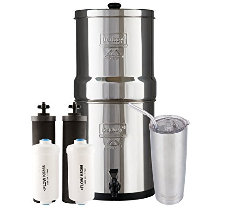 water filter big berkey - 8