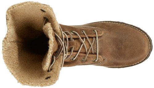 Timberland2011 - Botas con cordones Marrone (Braun/Slate Nubuck)