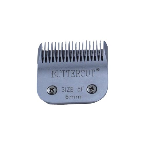 Geib Buttercut Stainless Steel Dog Clipper Blade, Size-5F, 0.6cm Cut Length