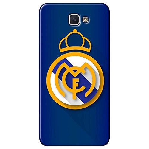 Capa Personalizada Exclusiva para Samsung Galaxy J7 Prime - Real Madrid - FT16