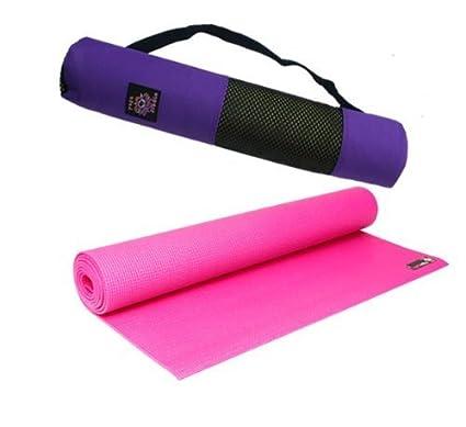 YogaStudio - Conjunto de yoga con esterilla (antideslizante ...