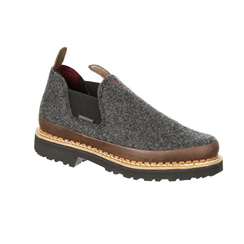 Georgia Giant Womens Brown and Charcoal Pendleton Romeo Shoe-GB00214