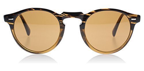 Oliver Peoples 5217S 100153 Tortoise Gregory Peck Sun Sunglasses Lens - Peoples Sunglasses Gregory Peck Oliver