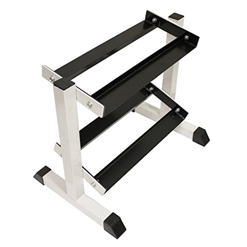 Compact Dumbbell Rack by Troy Barbell